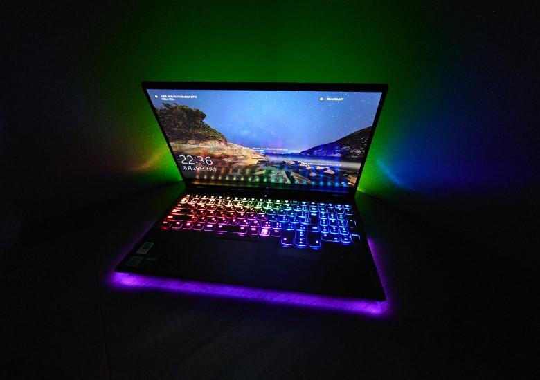 RGBライティング画像1