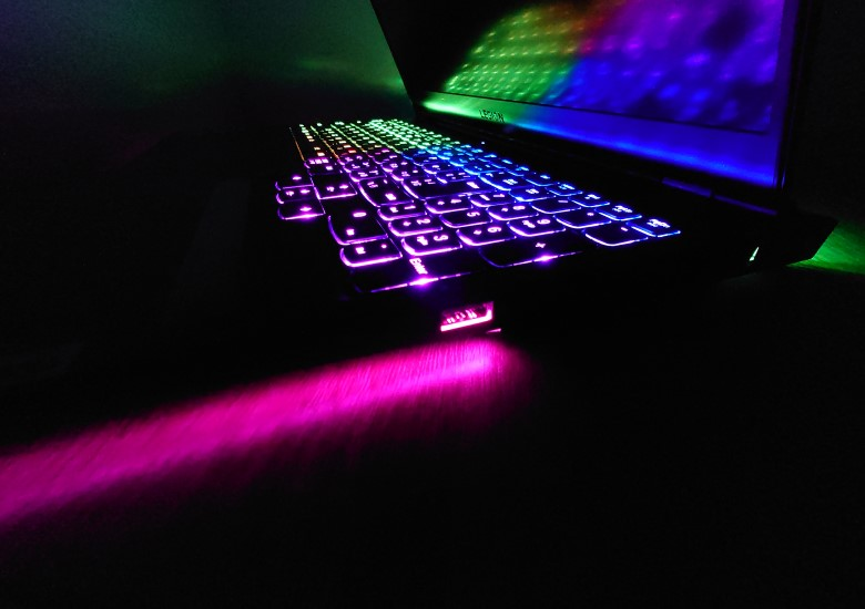 RGBライティング画像3