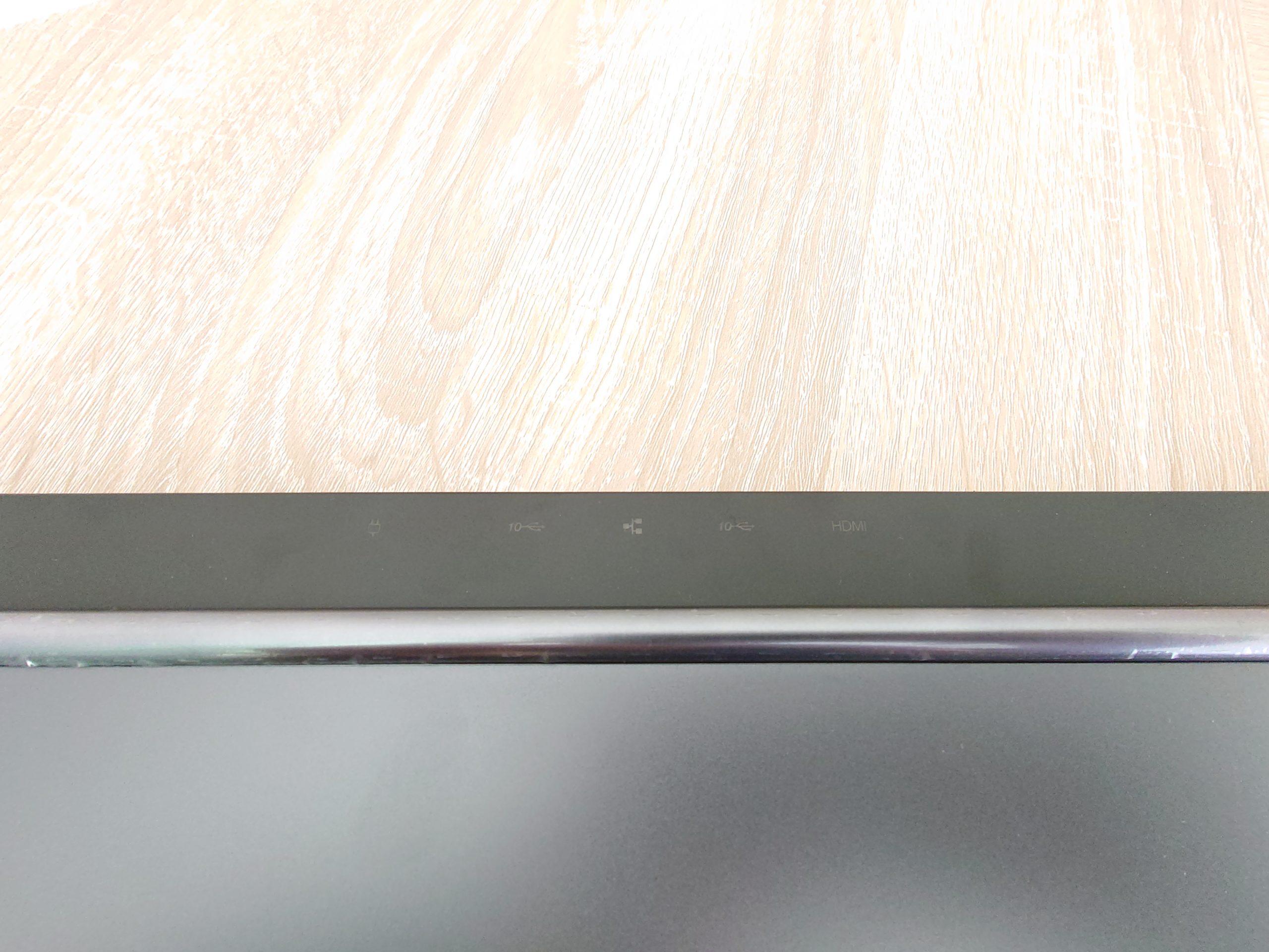 背面のLEDの画像