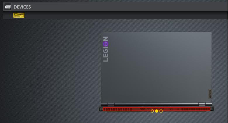 ライティング設定アプリの画像2