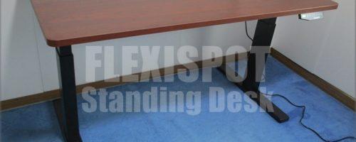FLEXISPOT E3電動昇降デスク実機レビュー - 在宅ワークに是非使ってもらいたい、質感高めなスタンディングデスクです