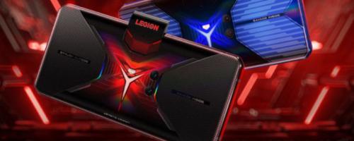 Lenovo Legion Pro(Legion Duel)- Lenovoのゲーミングブランド「Legion」からスマホが登場!!Legionの名にふさわしい性能、そして独創性!