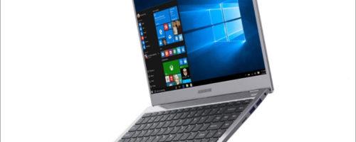 ALLDOCUBE i7 Book - 旧世代のCore i7を搭載するモバイルノート。中国PCとしてはやや高価ながら、品質がよさそうです