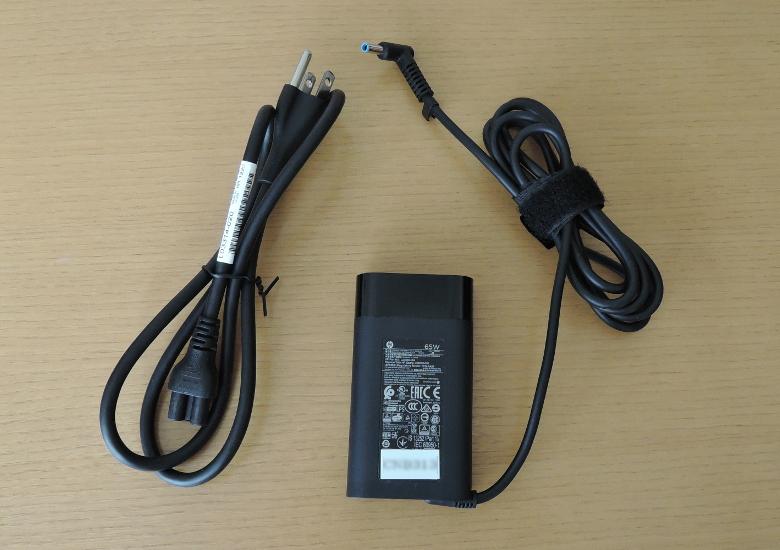 HP ENVY 15-ee0000 同梱物