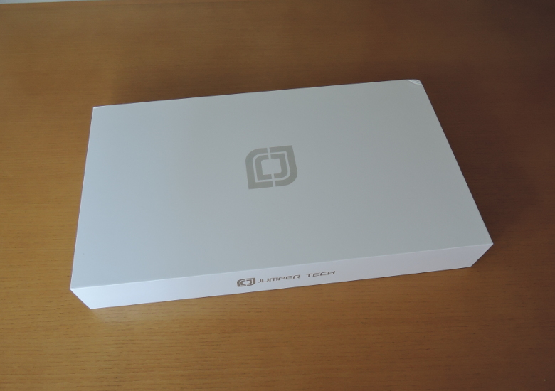 Jumper EZbook X3 Air 外箱
