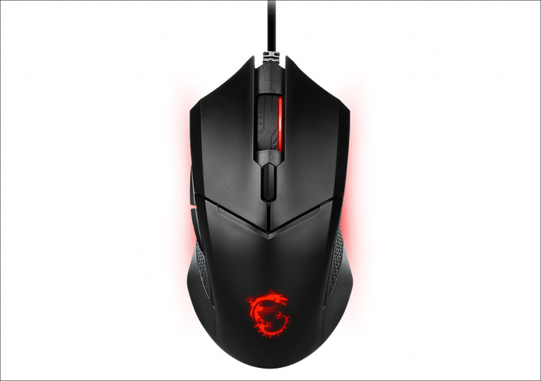 MSI CLUTCH GM08 GAMING MOUSE