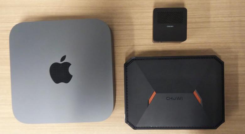 CHUWI HeroBox VS LarkBox