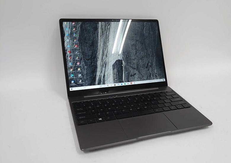 CHUWI GemiBook 実機レビュー