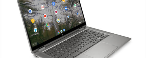 HP Chromebook x360 14c - HPから高性能版Chromebookが登場!