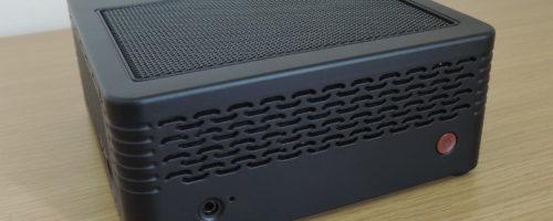 MINISFORUM EliteMini H31Gの実機レビュー - デスクトップ用CPUとGeForceを搭載する高性能ミニPC