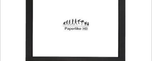 Paperlike 3 HD - 13.3インチE Inkパネル搭載のPC用セカンドモニター。従来モデルよりも価格が低く抑えられています