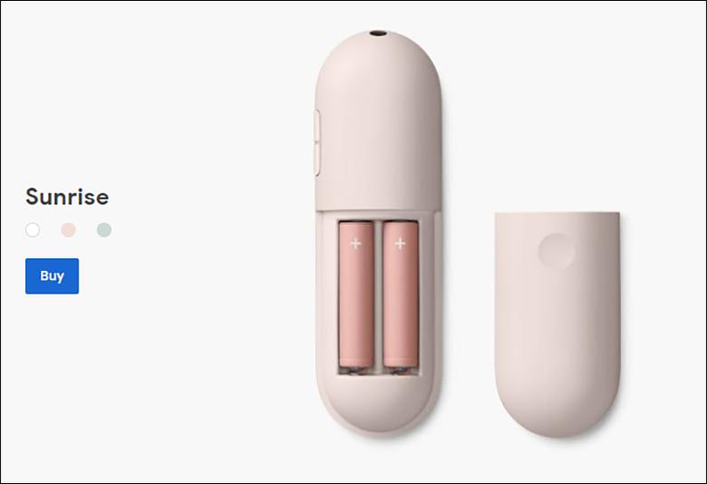 Chromecastの電池