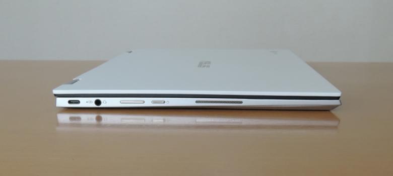 ASUS Chromebook Flip C436FA 左側面