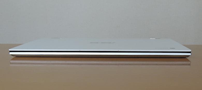 ASUS Chromebook Flip C436FA 前面