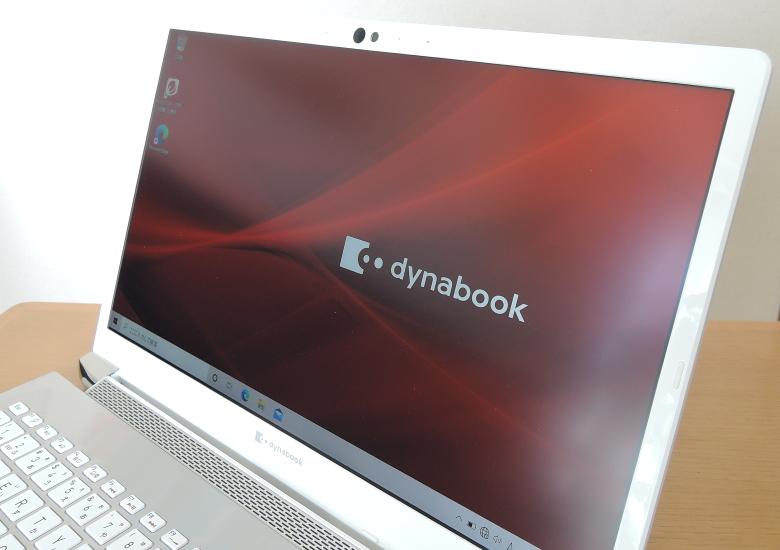 dynabook AZ66/M ディスプレイ