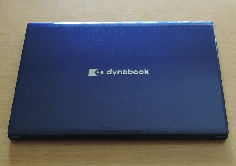 dynabook NZ65 天板