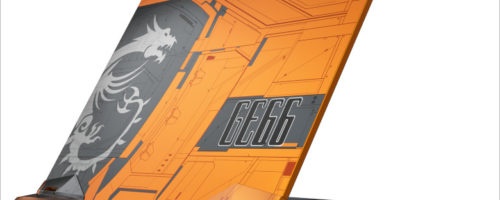 MSI GE66 Raider Dragonshield Limited Edition - ハイスペック・ゲーミングノートにド派手なデザインの限定モデルが!CPUとGPUのスペックも最上位クラス