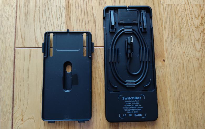 switchbot ソーラーパネル4