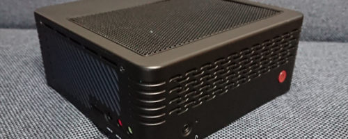 MINISFORUM EliteMini X400の実機レビュー - Ryzen 5 PRO 4650Gを搭載する高性能なミニPC。メインマシンとしてもおすすめです