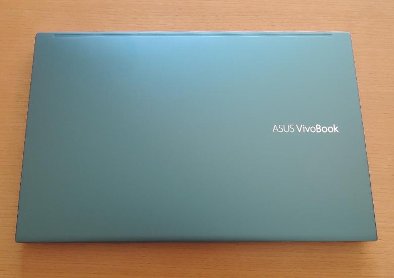 ASUS VivoBook S15 S533EA 天板