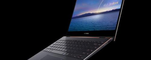 ASUS ZenBook Flip S UX371EA - Tiger LakeのCPUを搭載し、4K・有機ELディスプレイも選べる高性能なコンバーチブル2 in 1