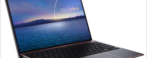 ASUS ZenBook S UX393EA - Tiger LakeのCore i7搭載、ディスプレイ品質にもこだわった13.9インチモバイルノート