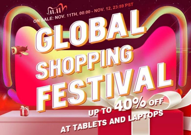 CHUWI Global Shopping Festival