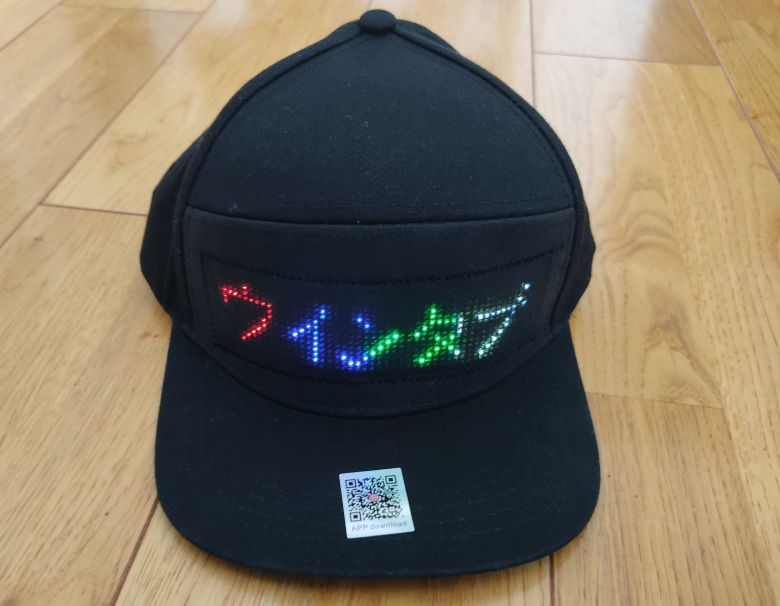 LEDキャップ1