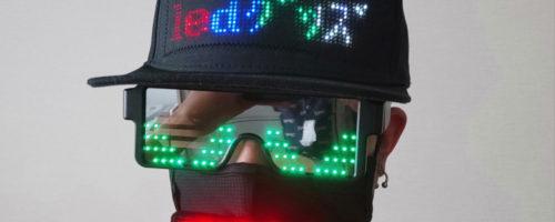 LEDグッズを実機レビューでご紹介します - 目立ちたがり屋さんもシャイなあなたも、リモートはコイツで決めろ!パーティーはもう少し我慢!!