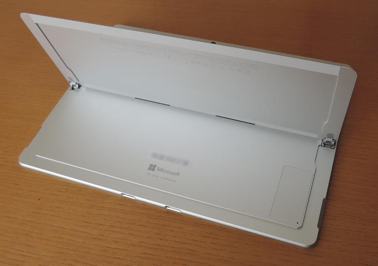 Microsoft Surface Pro X キックスタンド