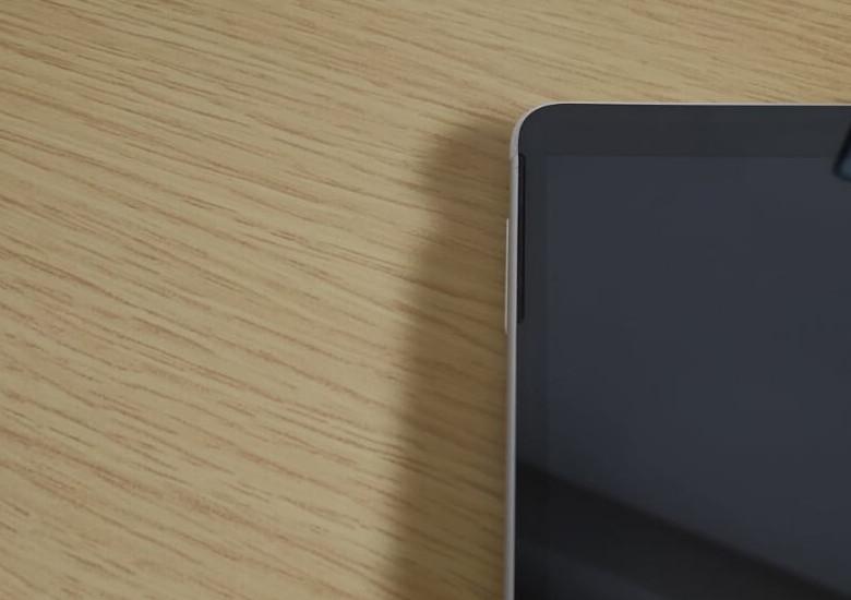 Microsoft Surface Pro X レビュー スピーカー位置