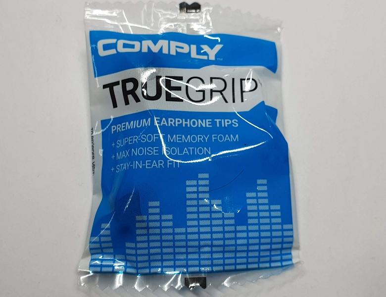 コンプライの「トゥルーグリップ」が標準付属