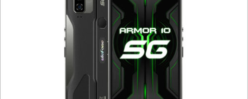 Ulefone Armor 10 5G - Ulefoneから5G対応のアウトドアスマホが登場!スペックも高いです