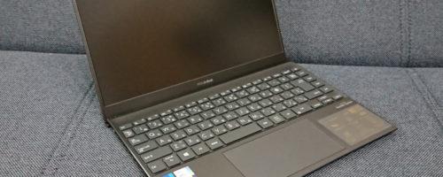 ASUS ZenBook 13 UX325EAの実機レビュー - コンパクトで軽い!ディスプレイがキレイ!高性能!頑丈!バッテリーも長持ち!ほとんど完璧なモバイルノート