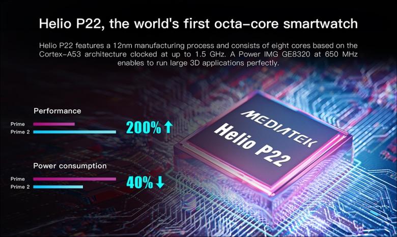 KOSPET PRIME 2 CPU Helio P22