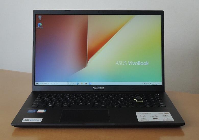 ASUS VivoBook 15 K513EA 正面