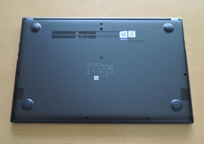 ASUS VivoBook 15 K513EA 底面