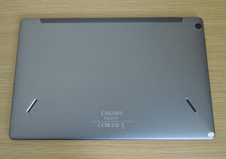 CHUWI HiPad X 背面