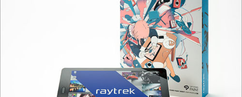 ドスパラ raytrektab RT08WT - 8インチでワコムデジタイザー搭載のWindows タブレット。いつでもどこでもサッと描けます!絵描きさんは注目