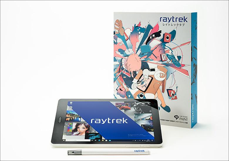 ドスパラ raytrektab RT08WT
