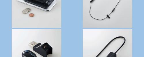 物理的おサイフケータイ、カール付きイヤホンマイクなど、 エレコムが12月1日に発表した新製品をご紹介します