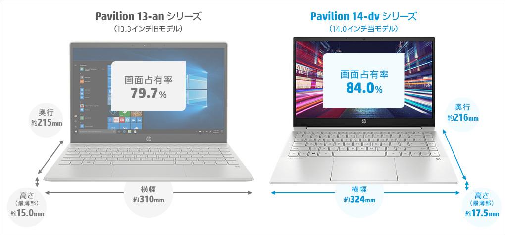 HP Pavilion 14-dv0000