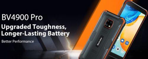 Blackview BV4900 Pro - おなじみBlackviewから低価格で使えるスペックのアウトドアスマートフォンが登場!