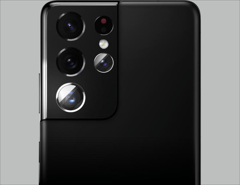 Galaxy S21+ Ultra カメラ