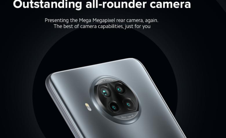 Xiaomi Mi 10i カメラ