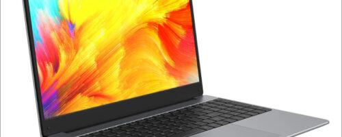 CHUWI HeroBook Plus - 15.6インチでキーボードもテンキー付き、エントリークラスながら使えるスペックのスタンダードノート