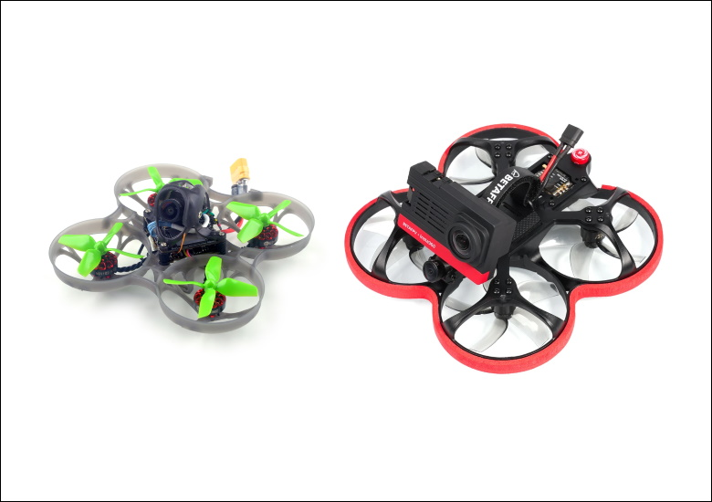 FPV空撮は、ドローン搭載カメラとアクションカメラのどっちがいい?