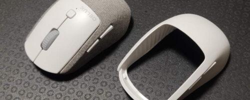 布マウス「DELUX M520DB」の実機レビュー - 爽やかな肌触りの布地マウスがAmazonで格安価格にて販売!