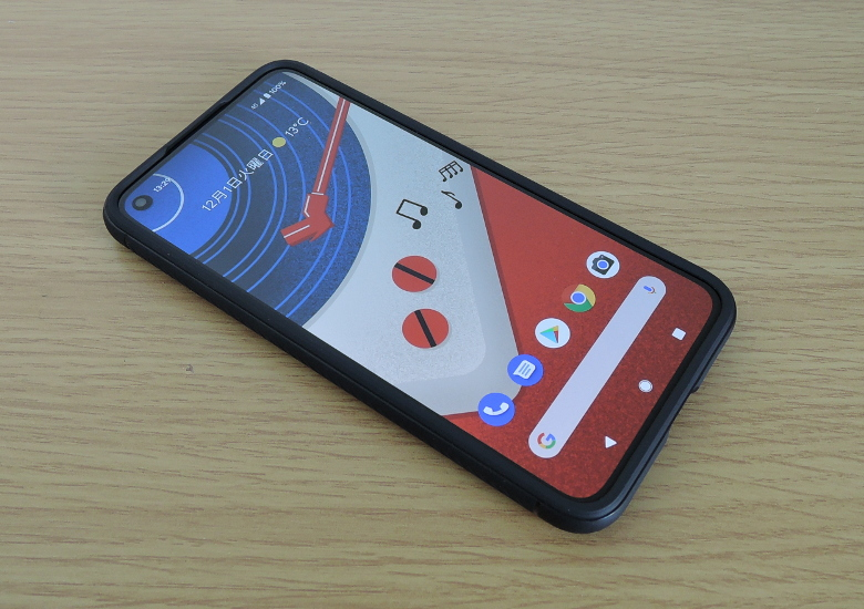 Google Pixel 5 カバー