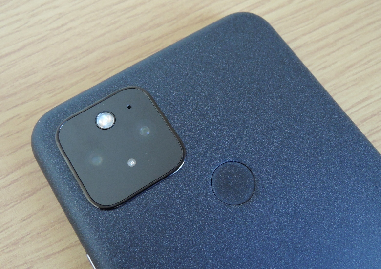 Google Pixel 5 カメラ